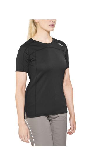 Liv Passion Koszulka kolarska, krótki rękaw Kobiety czarny